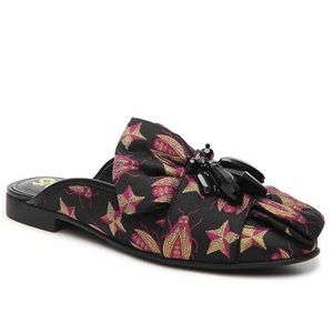 Circus by Sam Edelman Beetle And Star mules sz 11